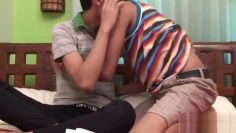 Asian twinks ass pounded