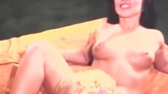 Hungry pussy slits swallow the cock