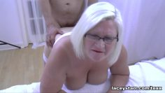 Lacey Starr in Massage Client Gets A Very Happy Ending – LaceyStarr