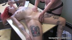 Lacey Starr & Tammy Claire in A Model Student – LaceyStarr