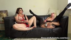 Candice Banks & Lucia Love in Candice – PascalsSubsluts