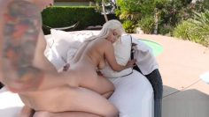 Blonde PAWG Kylie Paige Gets Dicked