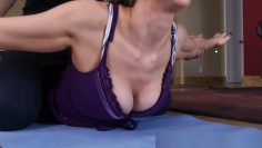 Mommy Got Boobs – Im gonna Yoga all over your face scene sta