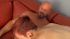 Big daddy loves gay twinkies hard dick in his ass hole