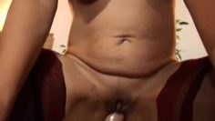 Amateur french milf cougar ass pounded and creamed as a dog