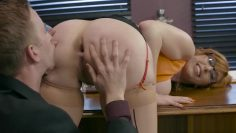 Big Tits at Work – The New Girl Part 2 scene sta