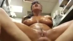 Incredible porn video Brunette newest watch show