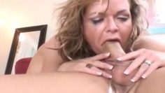 Hot Milf Kelly Taking Care Of A Cock