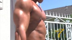 Astonishing porn clip homosexual Muscle hottest pretty one