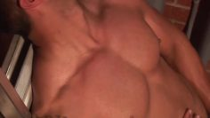 Excellent adult clip homo Muscle check only here