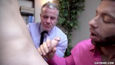 Tristan And Dale's 3some With Stepdad – GayWire