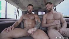 Eddy Takes A Big Dick Up His Ass – GayWire