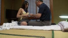 Young Japanese fucking her horny teacher