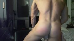 Cam guy with friend Kiss and BJ